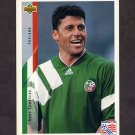 1994 Upper Deck World Cup Contenders English/Spanish Soccer #206 Andy Townsend - Ireland