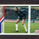 1994 Upper Deck World Cup Contenders English/Spanish Soccer #166 Ed De Goey - Holland