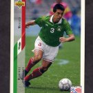 1994 Upper Deck World Cup Contenders English/Spanish Soccer #032 Ramirez Perales - Mexico