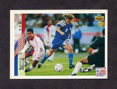 1994 Upper Deck Cup English//Español #24 World Joe-Max Moore Estados Unidos Novato