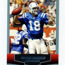 2004 Topps Draft Picks and Prospects Football #025 Peyton Manning - Indianapolis Colts