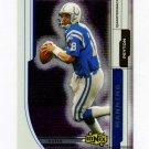 2000 UD Ionix Football #023 Peyton Manning - Indianapolis Colts