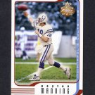 2002 Fleer Focus JE Football #060 Peyton Manning - Indianapolis Colts