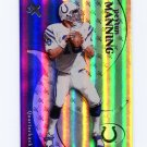 2000 E-X Football #026 Peyton Manning - Indianapolis Colts
