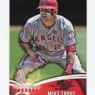 2014 Topps Mini The Future Is Now Baseball #FN40 Mike Trout - Los Angeles Angels