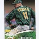 2014 Topps Mini The Future Is Now Baseball #FN26 Jarrod Parker - Oakland Athletics
