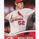 2014 Topps Mini The Future Is Now Baseball #FN10 Michael Wacha - St. Louis Cardinals