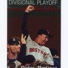2000 Topps Baseball #225 Pedro Martinez DIV - Boston Red Sox NM-M