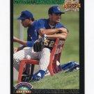 1993 Upper Deck Fifth Anniversary Baseball #A13 Pat Listach - Milwaukee Brewers