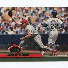 1993 Stadium Club Baseball #083 John Kruk - Philadelphia Phillies