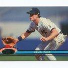 1991 Stadium Club Baseball #282 Kevin Maas - New York Yankees