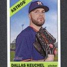 2015 Topps Heritage Baseball #349 Dallas Keuchel - Houston Astros