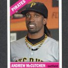 2015 Topps Heritage Baseball #300A Andrew McCutchen - Pittsburgh Pirates