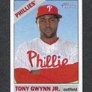 2015 Topps Heritage Baseball #138 Tony Gwynn Jr. - Philadelphia Phillies