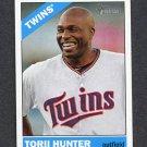 2015 Topps Heritage Baseball #087 Torii Hunter - Minnesota Twins