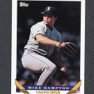 1993 Topps Traded Baseball #058T Mike Hampton - Seattle Mariners