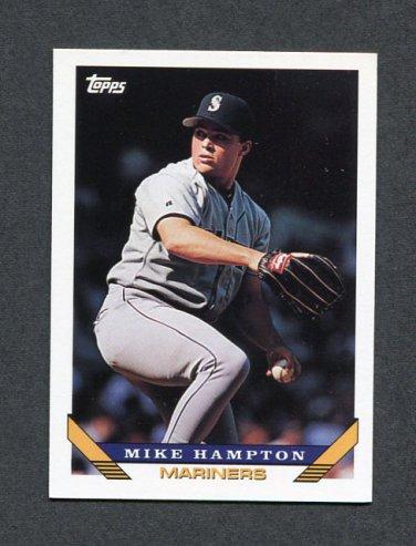1993 Topps Traded Baseball #058T Mike Hampton - Seattle Mariners
