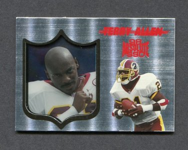 1998 Absolute Hobby Silver Football #117 Terry Allen - Washington Redskins