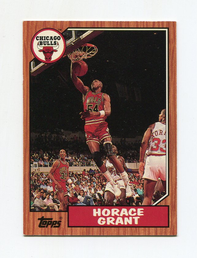 1992-93 Topps Archives Basketball #091 Horace Grant - Chicago Bulls