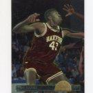 1993 Classic Basketball Chromium Draft Stars #DS21 Vin Baker - Milwaukee Bucks