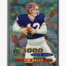1996 Topps Chrome Football #139 Jim Kelly TYC - Buffalo Bills
