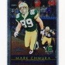 1996 Topps Chrome Football #064 Mark Chmura - Green Bay Packers