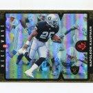1998 UD3 Football #214 Napoleon Kaufman - Oakland Raiders