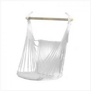 Cotton Padded IN OR OUTDOOR Swing Chair Hammock Hammocks