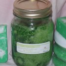 Handmade Mason Jar Candle, Scent of your choice