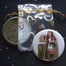 Alice from Alice's Adventures in Wonderland Pocket Mirror