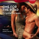 ONE FOR THE ROAD by Crystal Green Harlequin Blaze #387 HOT!