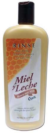 CAPILO Miel y Leche - Honey and Milk - Conditioner (16 oz.)