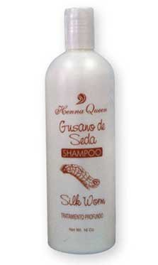 Henna Queen Gusano de Seda - Silk Worm - Conditioner (16 oz.)