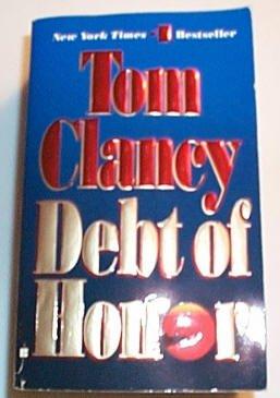 Debt of Honor by Tom Clancy (Paperback)