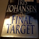 Iris Johansen Lot FINAL TARGET The Ugly Duckling AND THEN YOU DIE