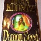 Dean Koontz Lot 7 Paperbacks Demon Seed Watchers Sole Survivor Mask Midnight plus others