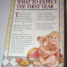 What to Expect the First Year (Paperback) Arlene Eisenberg