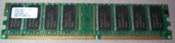 256 mb DDR 266 MHZ PC2100 - 2 sticks for 512 mb total