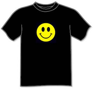 Acid House 'Smiley' T-Shirt