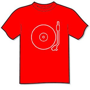 T- shirt - Turntable