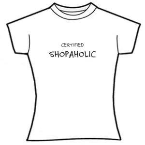 Certified Shopaholic
