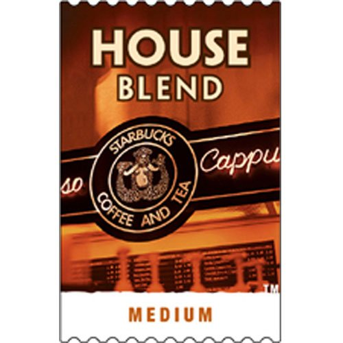 10 lbs of Starbucks House Blend Coffee