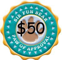 $50 Shopping Certificate