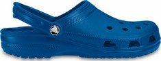 Navy Blue Childrens Crocs shoes size M-2/ W-4 New on sale!