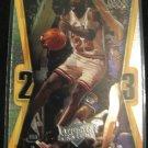 Michael Jordan 1999 Upper Deck Athlete of the century Total Dominance insert card Chicago Bulls