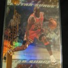 2000 Upper Deck Michael Jordan Star Surge insert card Chicago Bulls