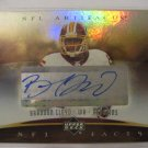 Brandon Lloyd 07 Upper Deck Artifacts Autograph card Chicago Bears