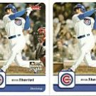 Ryan Theriot 06 Fleer rookie card Chicago Cubs