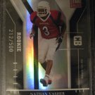 Nathan Vasher 04 Donruss Elite rookie card Chicago Bears # 212/500