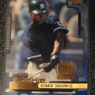 Alfonso Soriano 99 Upper Deck Star Rookie card Chicago Cubs